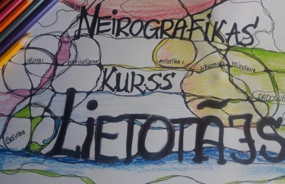 """Sertificēts neirografikas kurss  """"Lietotājs"""""""